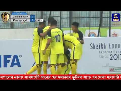 MATCH 03 - Dhaka Mohammedan Sporting club vs Manag Marshyangdi Second Half