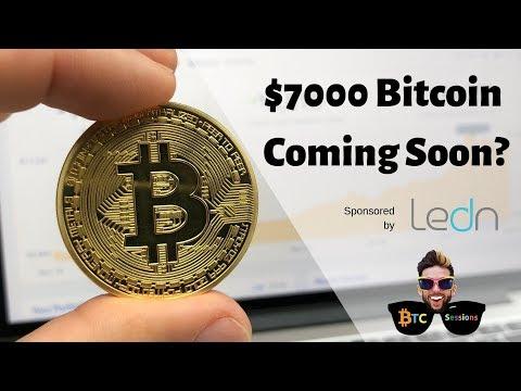 Bitcoin Headed To $7000? | Coinbase Hypocrisy | BTC Vs Visa