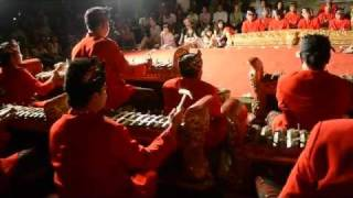 Balinese Gamelan in Ubud Palace