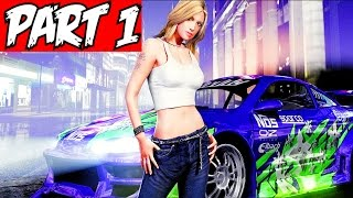 NEED FOR SPEED: UNDERGROUND - WALKTHROUGH NO COMMENTARY - PART 1 - GAMEPLAY PLAYTHROUGH