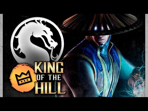 Mortal Kombat X: King of the Hill #1