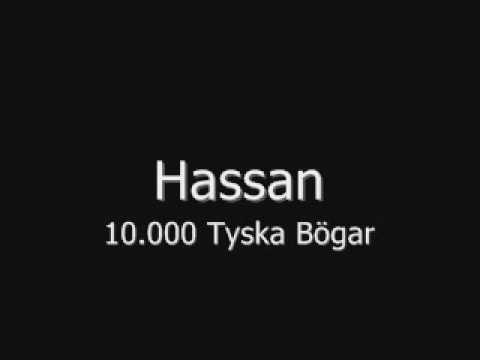 Hassan - 10.000 Tyska Bögar