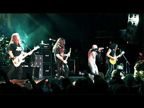 Metal Allegiance - John Bush Anthrax Room For One More - Live House Of Blues Anaheim 1-25-2018