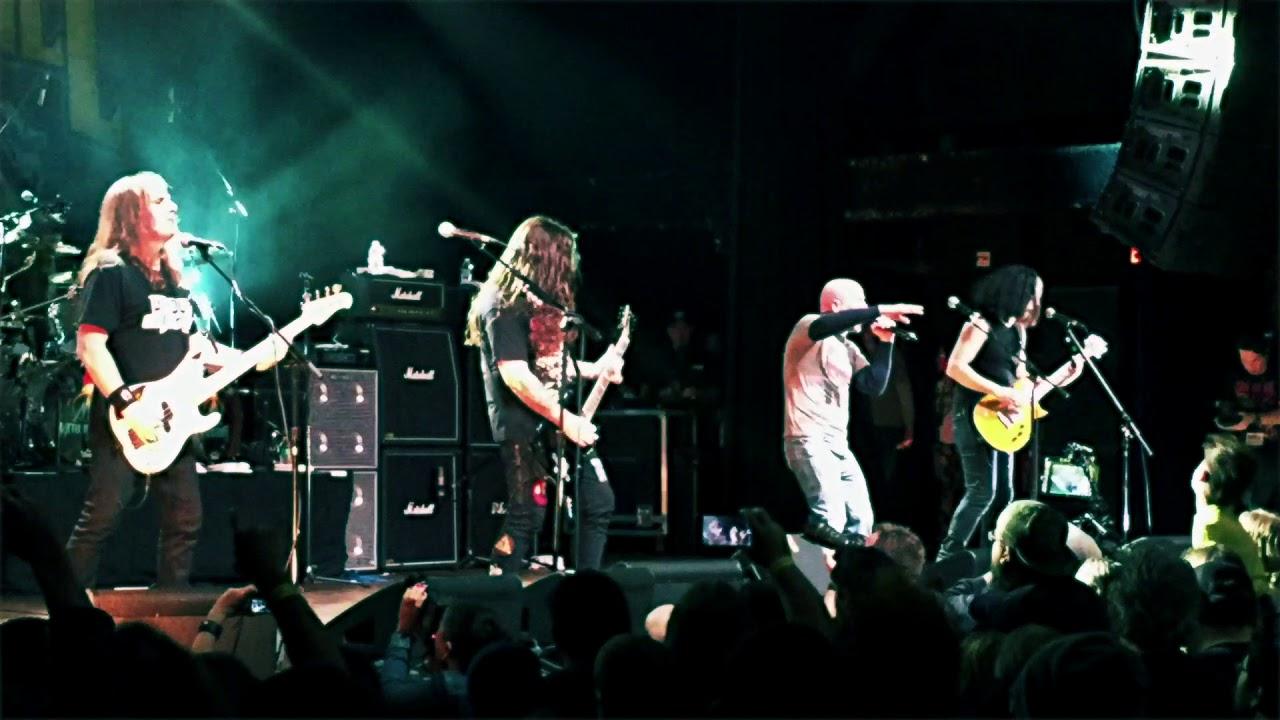 Metal Allegiance John Bush Anthrax Room For One More