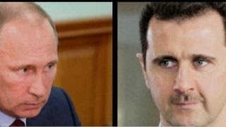 From youtube.com: Putin: Only the Syrian people can remove Assad
