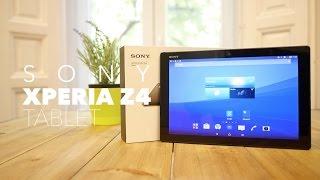 SONY XPERIA Z4 Tablet, review en español