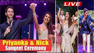 """Priyanka chopra"" & ""Nick jonas"" Wedding Sangeet Ceremony | Viral Video"