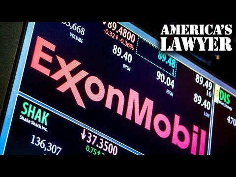 Shareholders File Lawsuit Against ExxonMobil For Cost Of Climate Impact