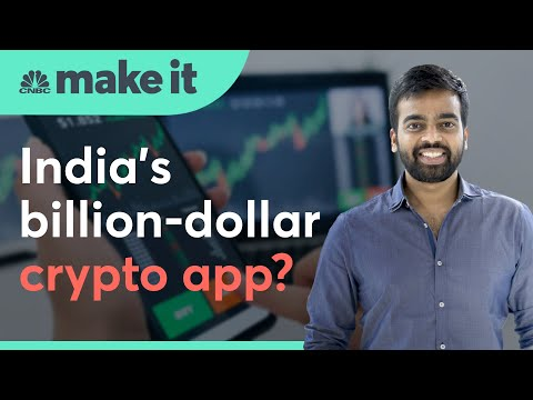 WazirX: The coder who built India's biggest crypto trading platform | CNBC Make It