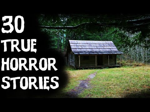 30 TRUE Terrifying Horror Stories From Reddit! (ULTIMATE COMPILATION)