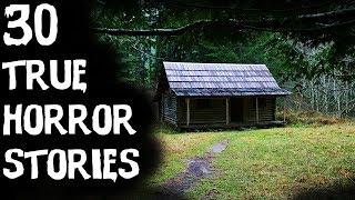30 TRUE Terrifying Horror Stories From Reddit! (ULTIMATE COMPILATION)