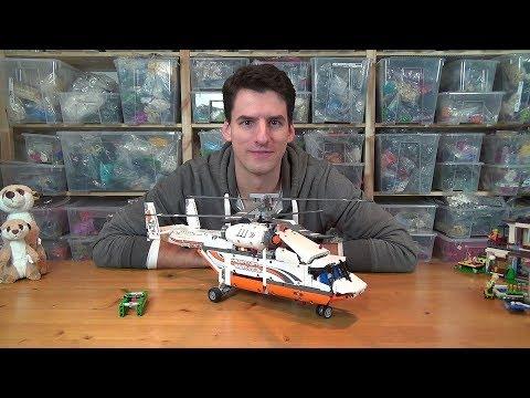 LEGO® Technic 42052 - Schwerlasthubschrauber