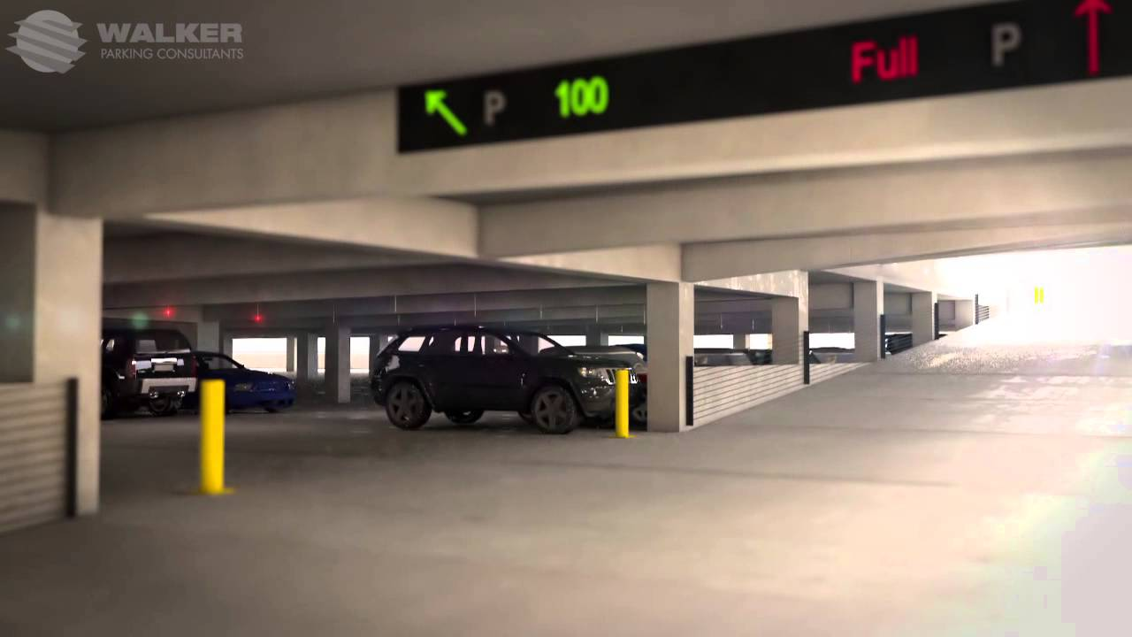 Walker Parking Consultants William P Hobby Airport