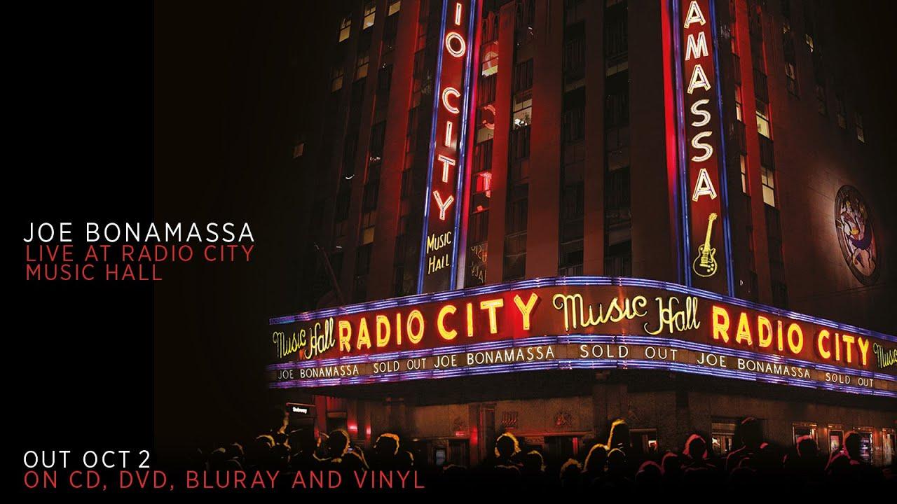 Joe Bonamassa - One Less Cross To Bear (Live At Radio City Music ...