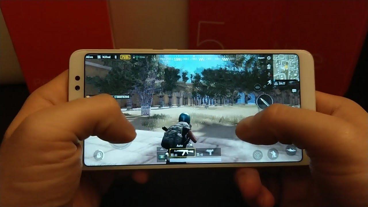PUBG MOBILE Xiaomi Redmi Note 5 Pro / Note 5
