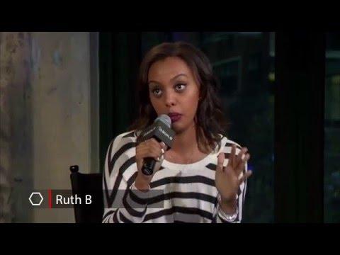 Ruth B On The Intro | AOL BUILD