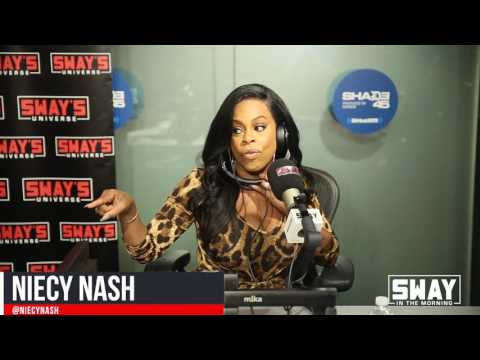 Niecy Nash Talks Straying from the Norm and Self-Love on Sway In The Morning