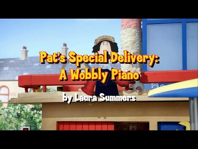 Pieter Post - Seizoen 9 - Afdeling Speciale Pakketjes - Aflevering 13 - Een zware piano