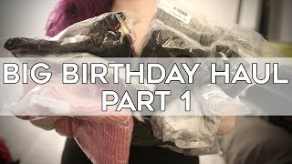 ASMR/AVRIC ✨BDAY HAUL! w/ Romwe, Shein, & Happiness Boutique!
