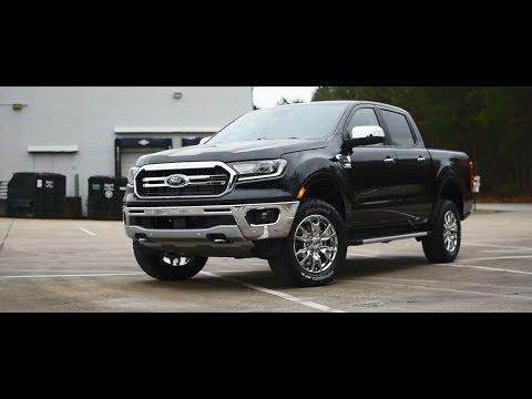 2019 Ford Ranger Lariat Review