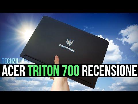 Amore a prima vista - Recensione Acer Triton 700