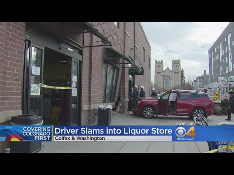 BEARDO - Driver Slams Into Argonaut Liquor