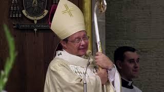 Abp Grzegorz Ryś na zakończenie Mszy z wręczeniem paliusza