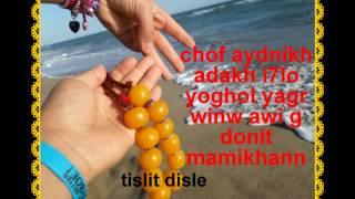 ahidous tazdemt ml3b (awa rzmatas il7sab nnakh tosim..hat ornnikh adadrkh iwchbab hjifon )