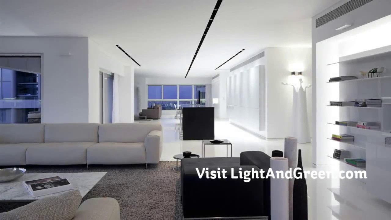 Trimless Recessed Lights | Invisible Recessed Lighting | Recessed ...