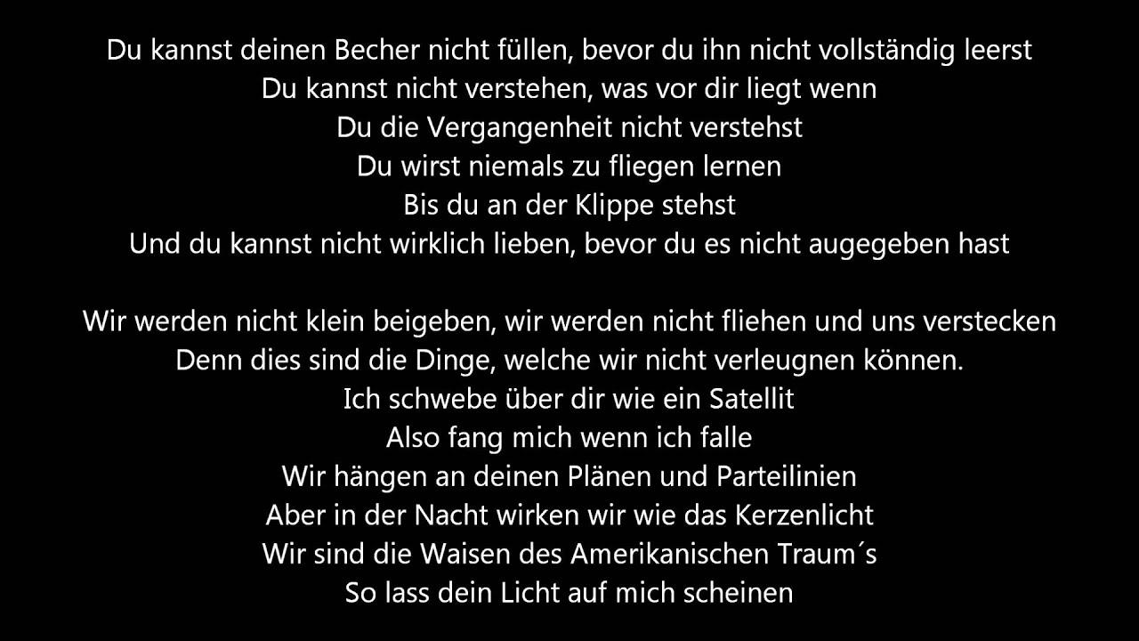 Rise Гјbersetzung Deutsch