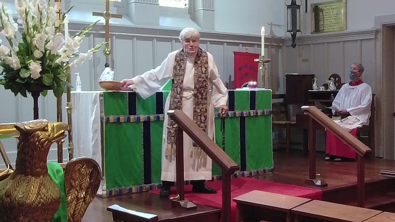 16th Sunday after Pentecost at Emmanuel, September 12