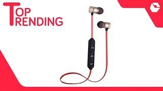 Captcha Magnetic Wireless Bluetooth Headphone