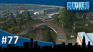 Änderungen am Umschlagplatz V1 || Cities: Skylines #77