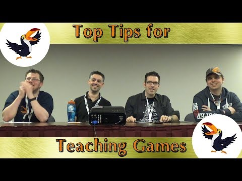 Top Tips for Teaching Games