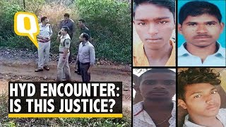 Hyderabad Rape-Murder Accused Killed in Encounter: Is This Really Justice?