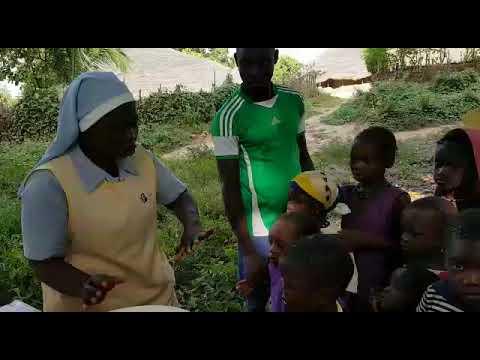 Missão Catió - Guíne Bissau