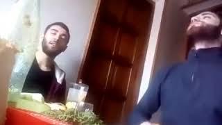 Кавказские парни поют супер песню