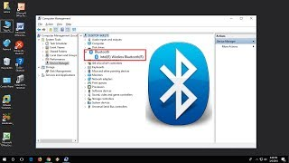 Fix Bluetooth Not Showing in Device Manager icon Missing in Windows 10/8/7