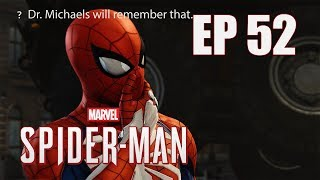 He will remember that. Spider-Man [PS4 Pro] Episode 52 - DangIT Plays