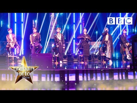 BTS perform Idol!!! - BBC