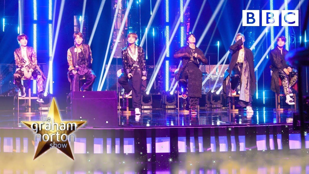 Bts Perform Idol Bbc