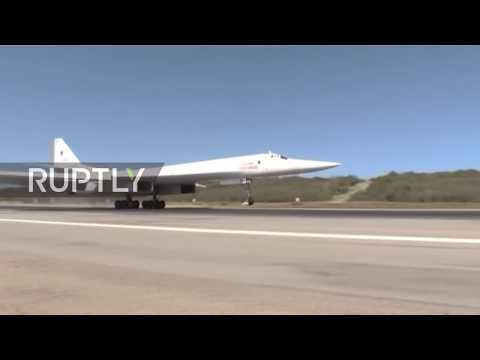 Venezuela: Russia transports aircraft to Venezuela for drills