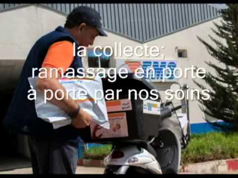EMS Express Mail Service SPA / Filiale d'Algérie Poste