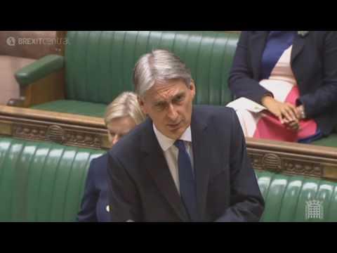 Hammond: We can strike trade deals and keep EU trade