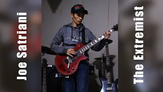 Joe Satriani - The Extremist (Cover Guitar By Heldi Hr)
