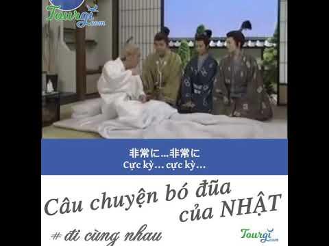 Câu chuyện bó đũa trong văn hóa Nhật Bản (FUN) - Hài quốc tế - Phim hài ngắn Tourgi | Alotourist (2:57 )