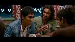 Rang De Basanti | Funny Scene | DJ learns Sue can speak Hindi