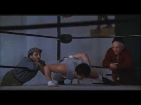 Allenamento di Rocky - 'Rocky' e 'Rocky II'