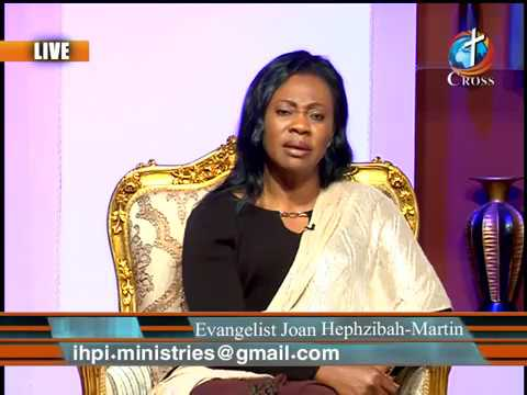 In His Presence Joan Hephzibah-Martin 06-06-2017