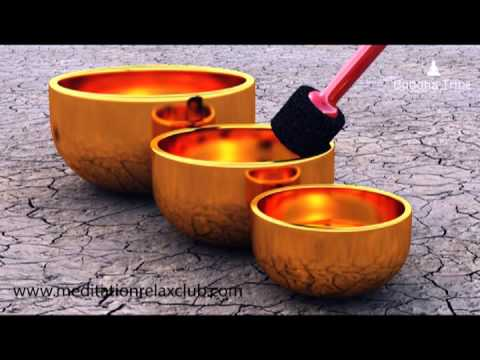 Sleep Music: Peaceful Music with Tibetan Singing Bowls for Relaxation and Chakra Balancing mp3